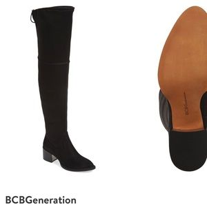 BCBG over-knee-boots